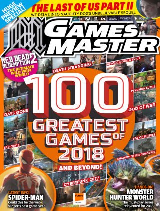 GamesMaster Jan 2018