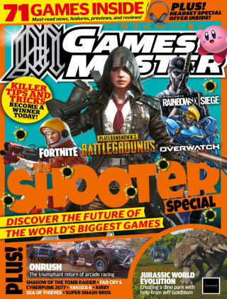 GamesMaster May 2018