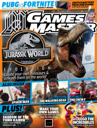 GamesMaster Jun 2018