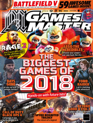 GamesMaster Jul 2018