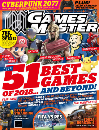 GamesMaster Aug 2018