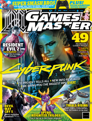 GamesMaster Sep 2018