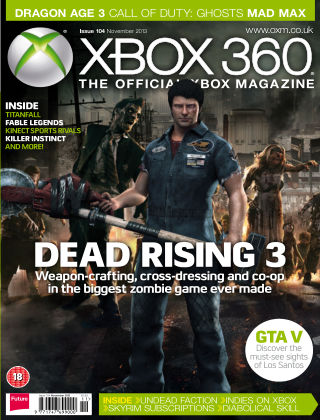 Official Xbox Magazine November 2013
