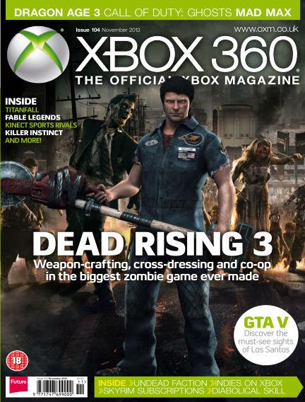 Official Xbox Magazine September 27, 2013 00:00