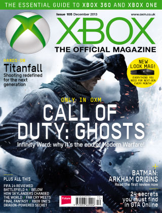 Official Xbox Magazine December 2013