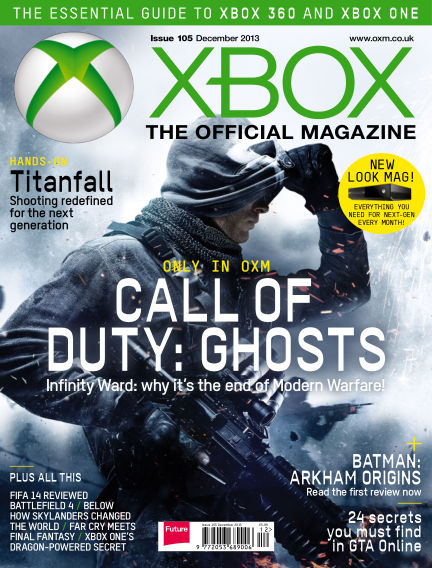 Official Xbox Magazine October 25, 2013 00:00