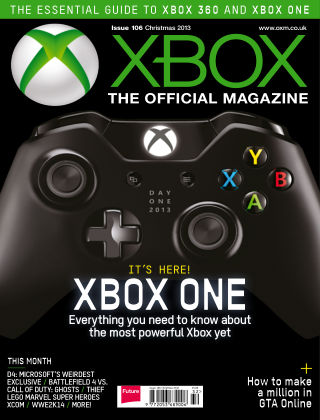 Official Xbox Magazine Christmas 2013