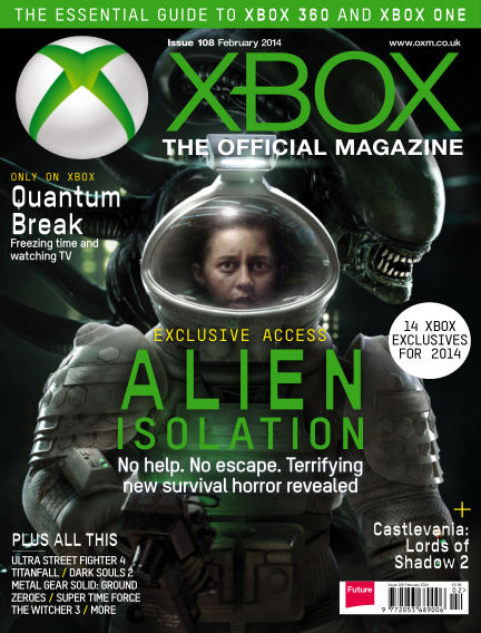 Official Xbox Magazine January 17, 2014 00:00