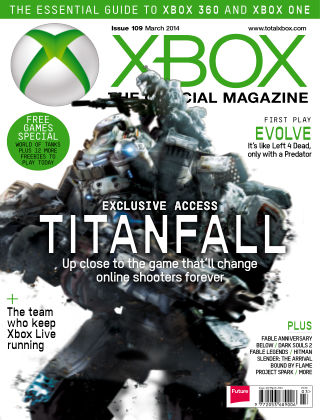Official Xbox Magazine March 2014