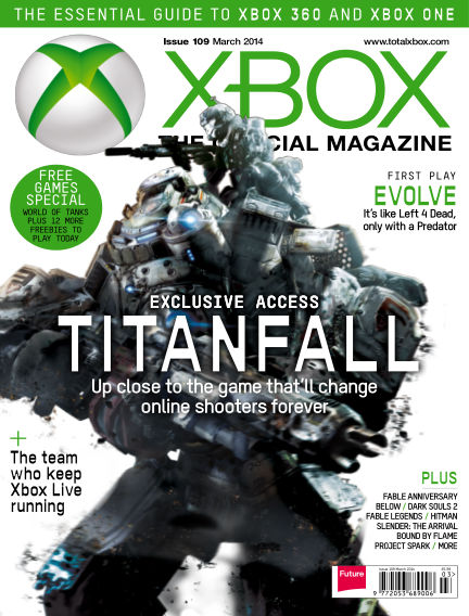 Official Xbox Magazine February 14, 2014 00:00