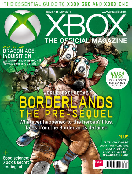 Official Xbox Magazine April 11, 2014 00:00