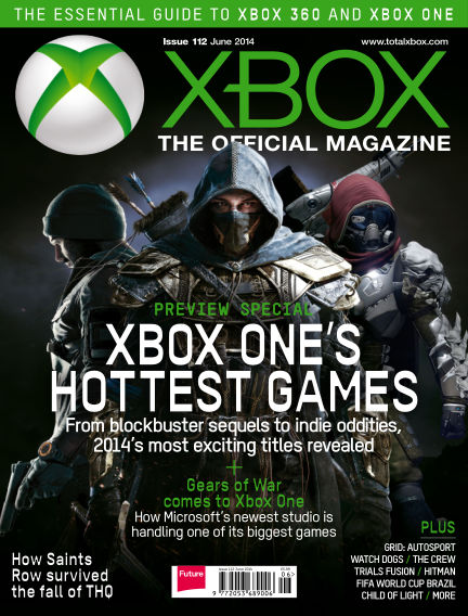 Official Xbox Magazine May 09, 2014 00:00