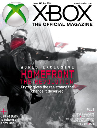 Official Xbox Magazine July 2014