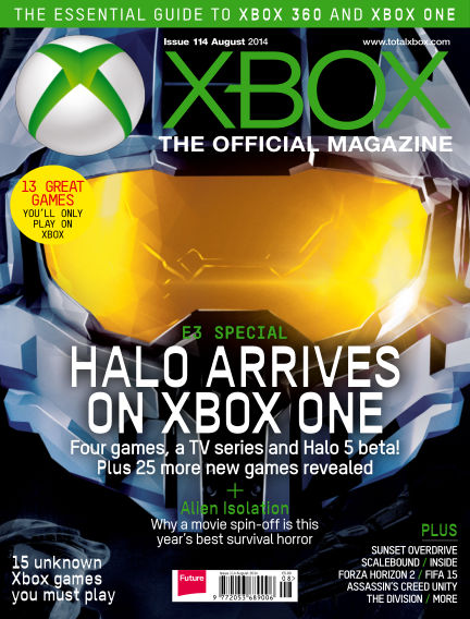 Official Xbox Magazine July 04, 2014 00:00
