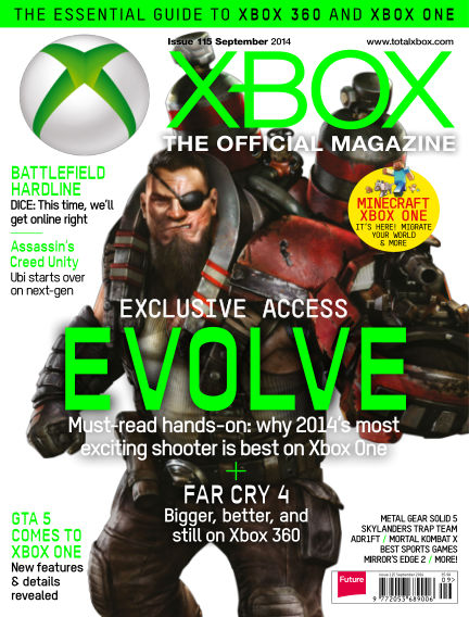 Official Xbox Magazine August 01, 2014 00:00