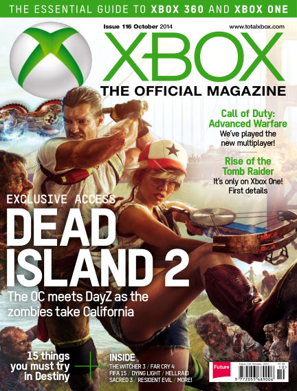 Official Xbox Magazine August 29, 2014 00:00