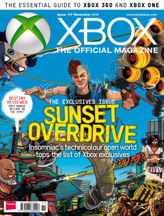 Official Xbox Magazine November 2014