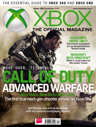 Official Xbox Magazine December 2014