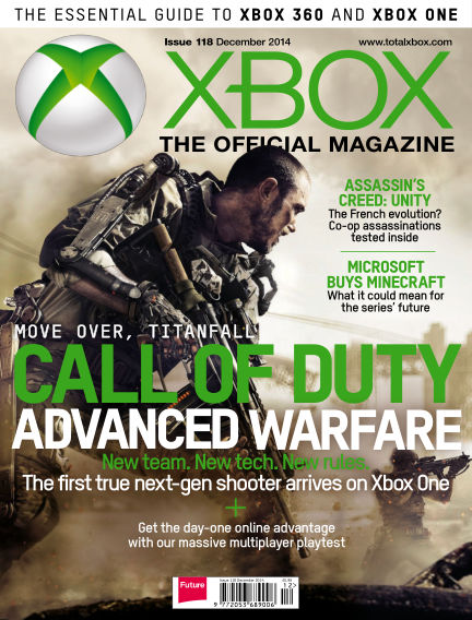 Official Xbox Magazine October 24, 2014 00:00