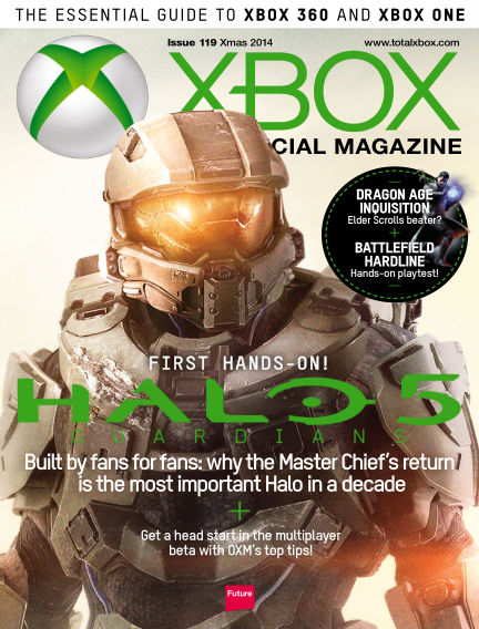 Official Xbox Magazine November 21, 2014 00:00
