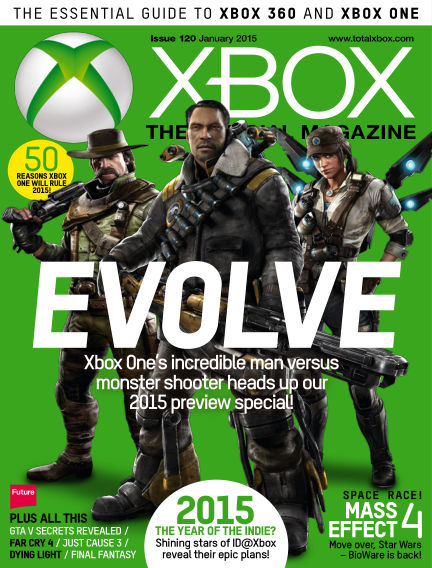 Official Xbox Magazine December 19, 2014 00:00