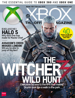 Official Xbox Magazine February 2015