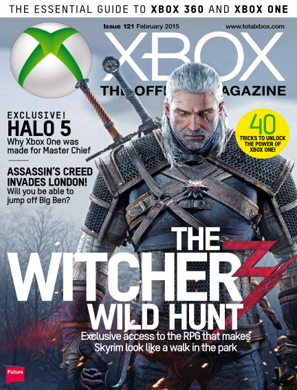 Official Xbox Magazine January 16, 2015 00:00