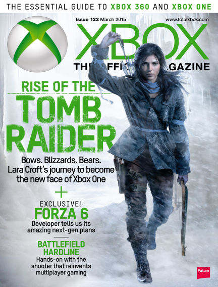 Official Xbox Magazine February 13, 2015 00:00