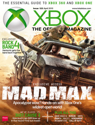 Official Xbox Magazine April 2015