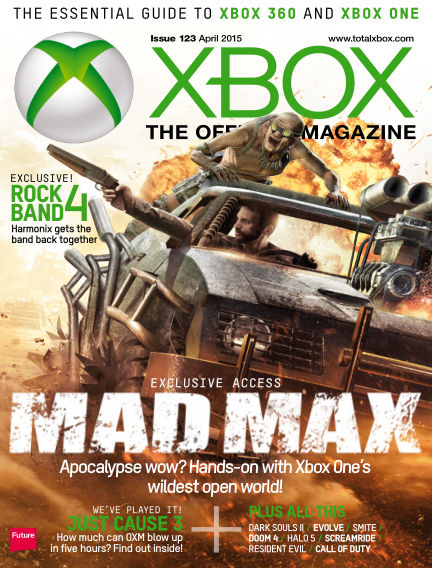 Official Xbox Magazine March 13, 2015 00:00