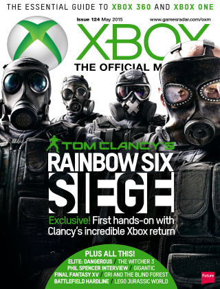 Official Xbox Magazine May 2015