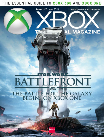 Official Xbox Magazine May 08, 2015 00:00