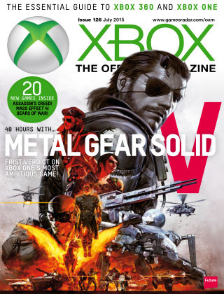 Official Xbox Magazine July 2015