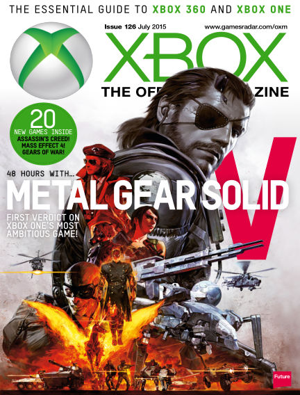 Official Xbox Magazine June 05, 2015 00:00