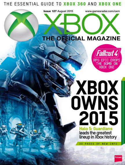 Official Xbox Magazine July 03, 2015 00:00