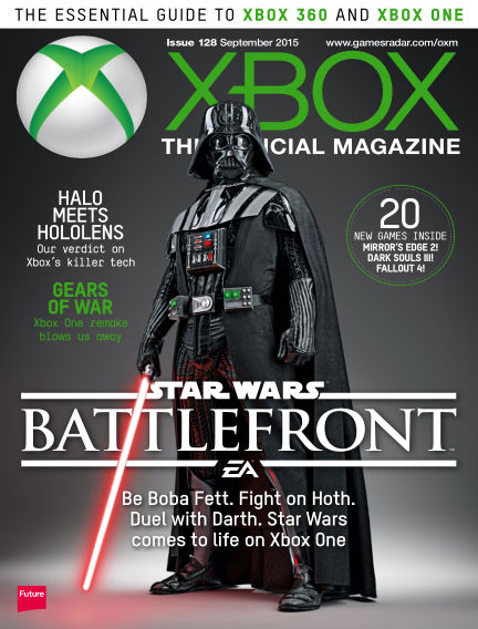 Official Xbox Magazine July 31, 2015 00:00