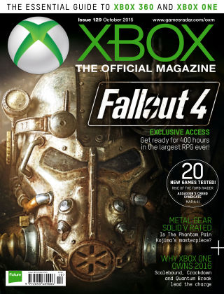 Official Xbox Magazine October 2015