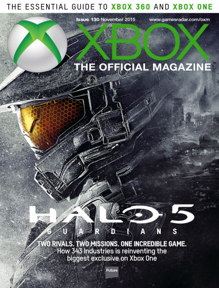 Official Xbox Magazine September 25, 2015 00:00