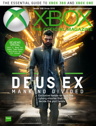 Official Xbox Magazine Xmas 2015