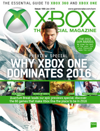 Official Xbox Magazine January 2016