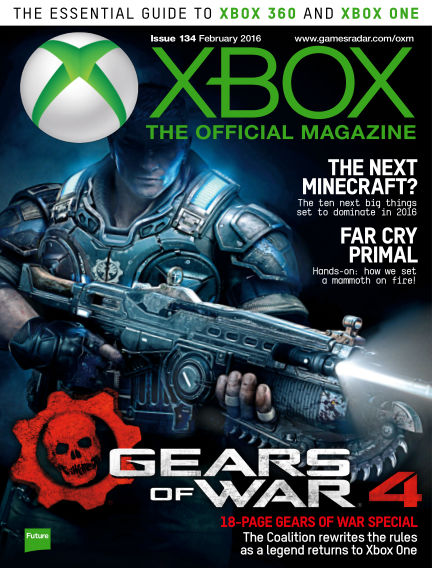 Official Xbox Magazine January 15, 2016 00:00