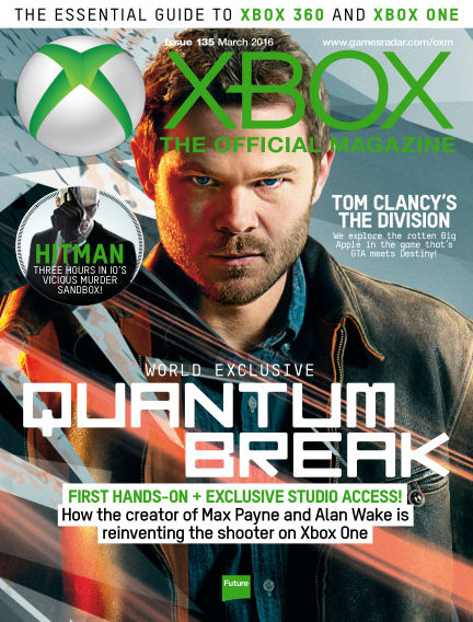 Official Xbox Magazine February 12, 2016 00:00