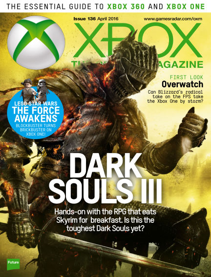 Official Xbox Magazine March 11, 2016 00:00