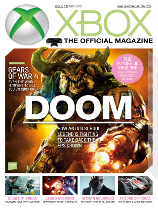 Official Xbox Magazine May 2016
