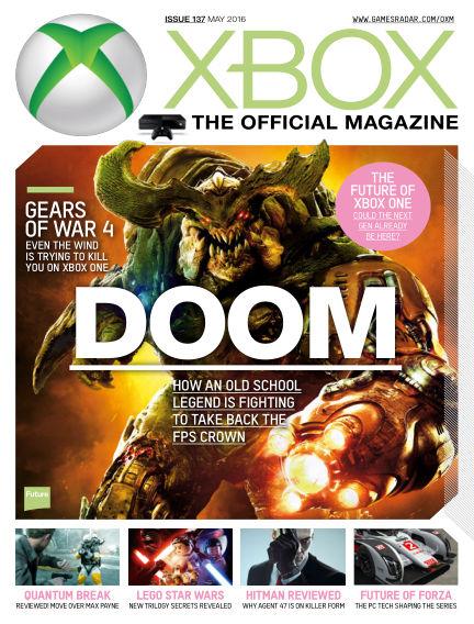 Official Xbox Magazine April 08, 2016 00:00