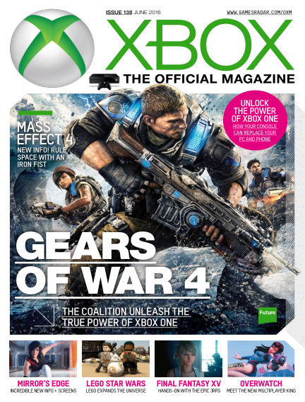 Official Xbox Magazine May 06, 2016 00:00