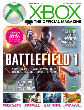 Official Xbox Magazine July 2016