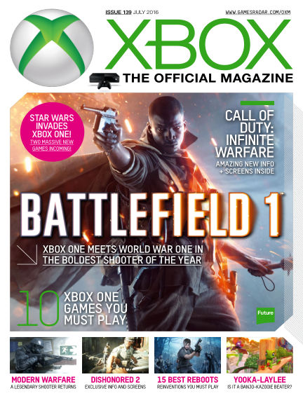 Official Xbox Magazine June 03, 2016 00:00