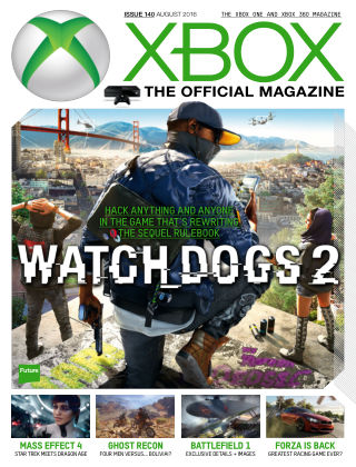 Official Xbox Magazine August 2016