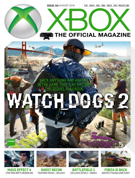 Official Xbox Magazine July 01, 2016 00:00